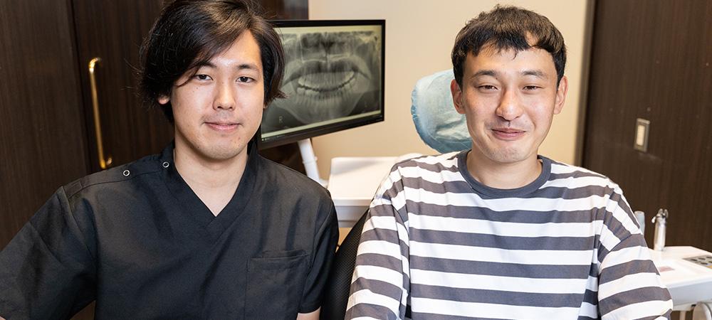 低侵襲な虫歯治療・根管治療
