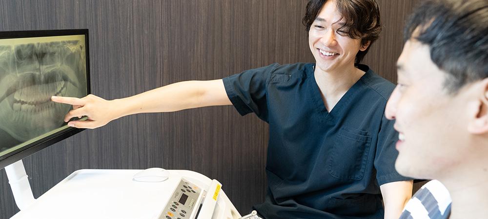 歯科の審美治療